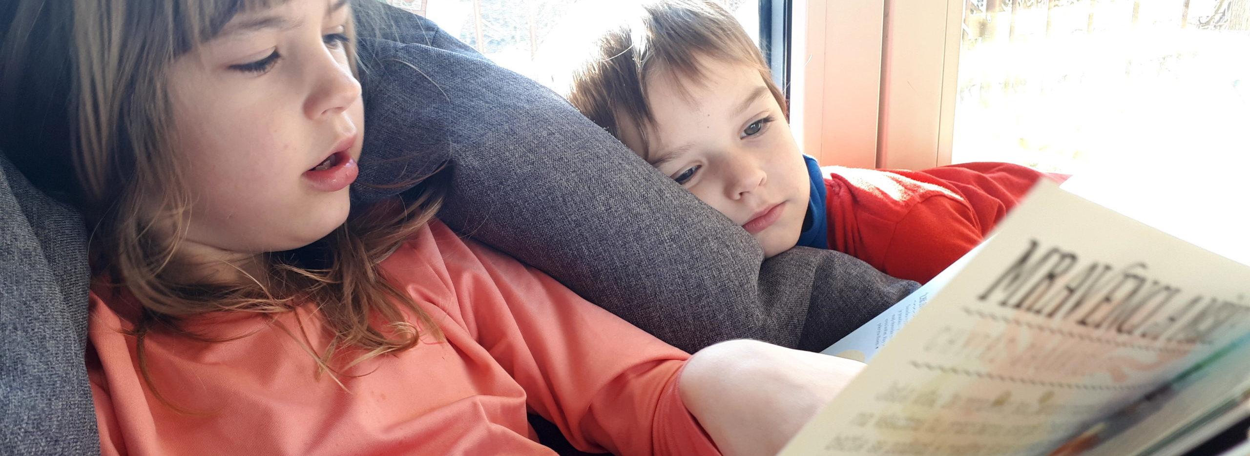 Jak se moje dcera učila číst